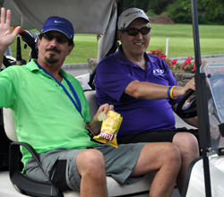 Danny-Deb Golf Outing, 2015